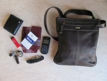 My EDC bag and pocket dump