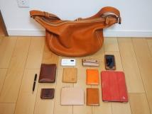 革好きの仕事鞄(普段用)