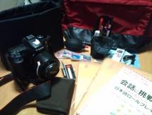 通学 兼 カメラバッグ