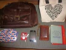 普段のバッグ
