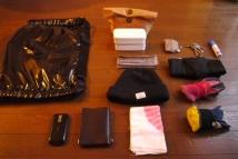 今日のバッグ