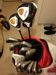 My Golf Bag (ゴルフバッグ)