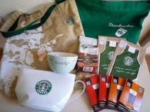 コーヒー好きのショッピングバッグ