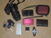 カメラと第6世代のiPod nano