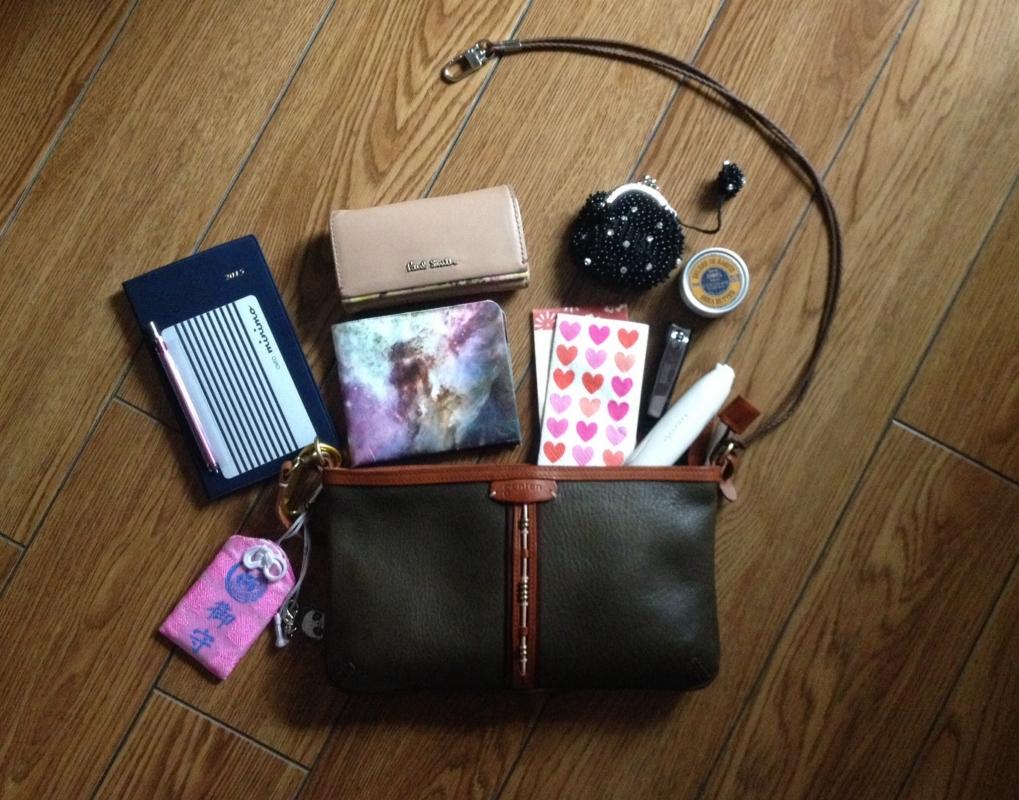日々のお供鞄 for 2015
