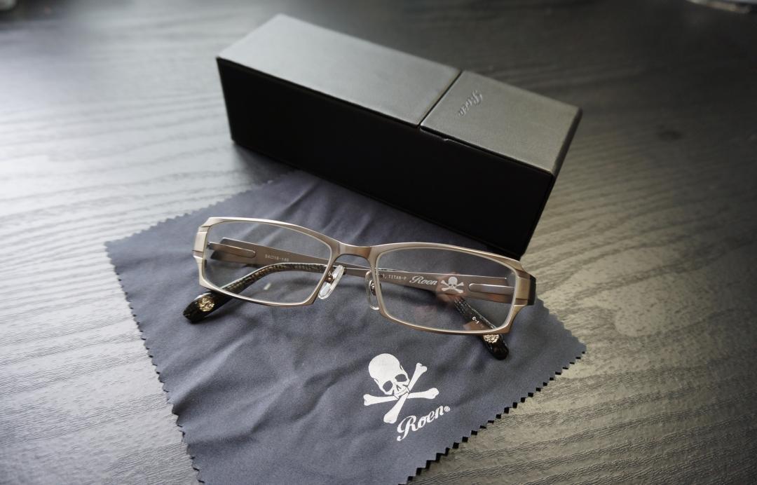 プライベート用メガネ♪