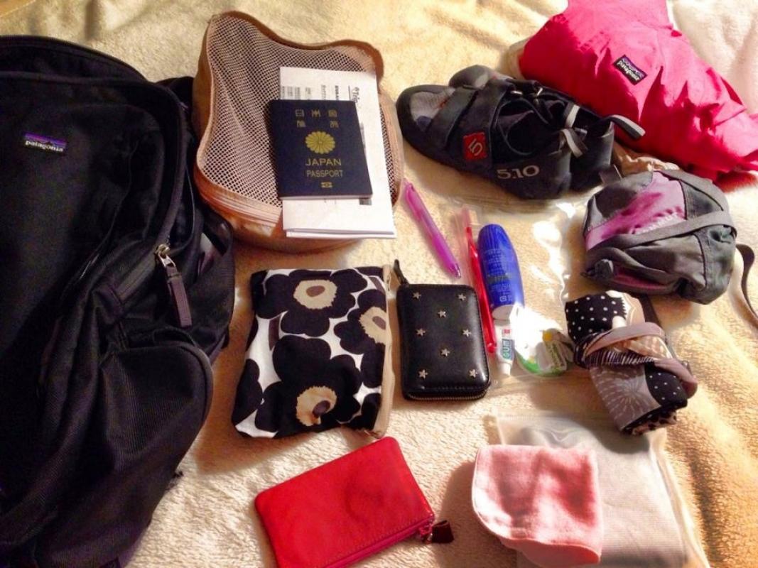 台湾2泊3日クライミング旅行