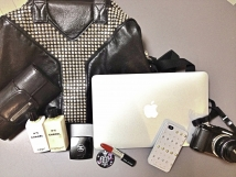 Fashion bloggers・writers bag