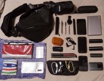 仕事も普段もこのバッグ