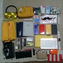 普段の鞄【詳細版】