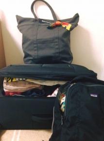 移住の荷物
