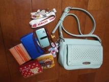 小4女子の鞄の中身