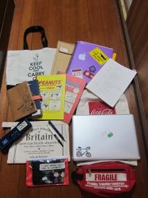 通学時や習い事に行く時のバッグ