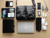 仕事道具一式 2012年1月