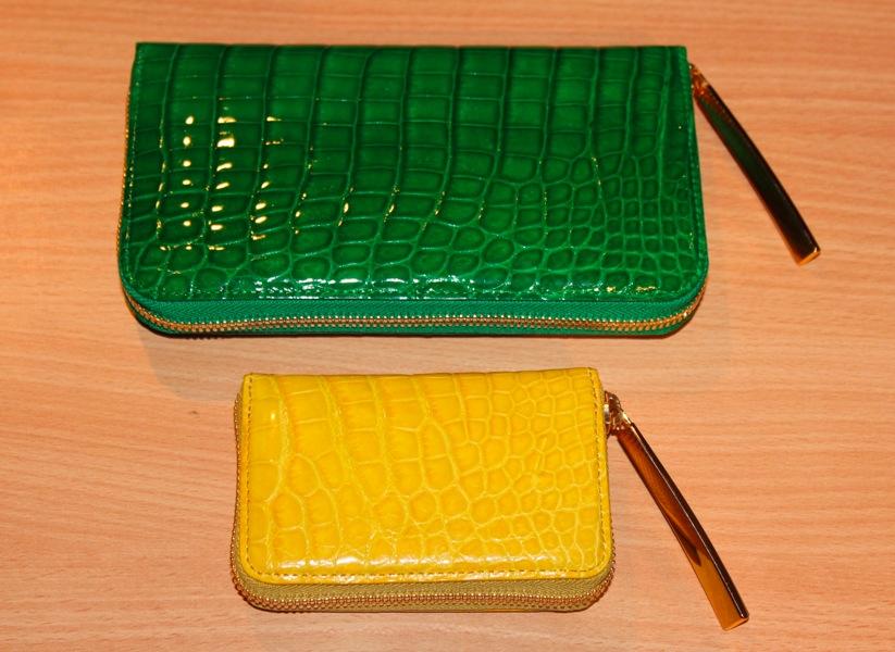 KENJIIKEDAの財布とカードケース