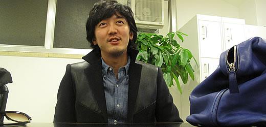 野田源太郎さんのバッグの中身