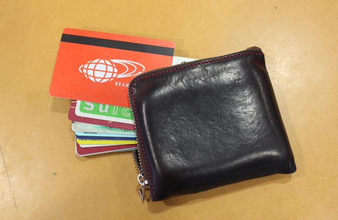 BEAMS+の財布