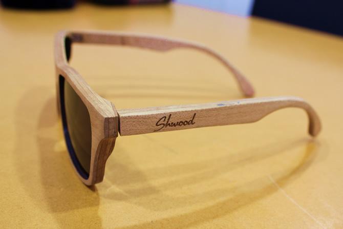 shwoodのサングラス