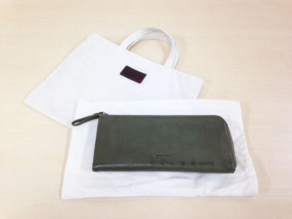 genten(ゲンテン) 長財布