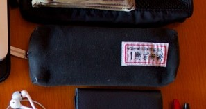 一澤帆布 ペンケース