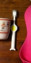 アカチャンホンポオリジナル歯ブラシ