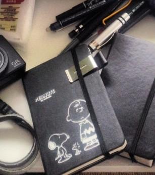 MOLESKINE 限定商品 スヌーピー  ピーナッツ60周年記念ノートブック  ポケットサイズ