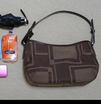 私のかばん