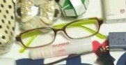 スペアのメガネ