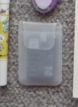 携帯予備電池