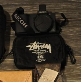 RICOH GX200&Stussyケース