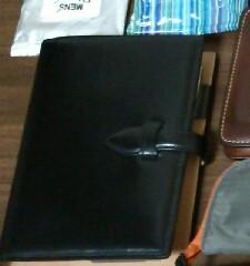 土屋鞄ブライドル手帳