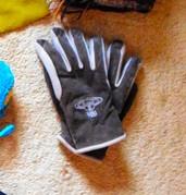 vivienne westwoodの手袋