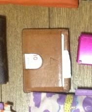 土屋鞄のパスケース