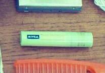 NIVEA  Deep Moisture lip オリーブ&レモン