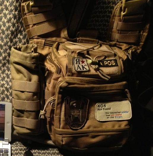 SIISのショルダーバッグ