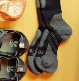 バードウォッチング靴下