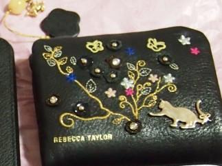 REBECCA TAYLORの財布