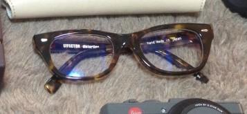 EFFECTOR(エフェクター) メガネ