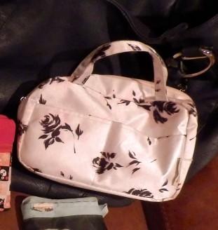 Apuweiser-richeのバッグインバッグ