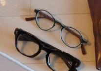 眼鏡(変装用)