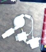 マルチ充電コード
