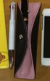 筆記具(万年筆と4色BP)