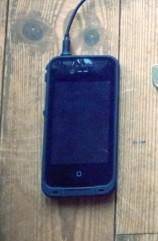iPhone 4S + LIFEPROOF CASE