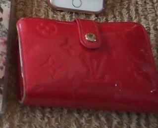Louis Vuittonの財布