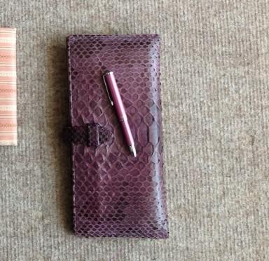 パイソンのお財布