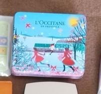 LOCCITANEの缶