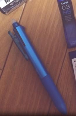 フリクション多色ペン