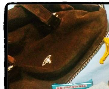 ヴィヴィアンウエストウッドのバッグ