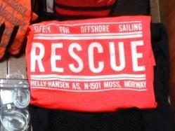 HELLY HANSEN RescueTシャツ