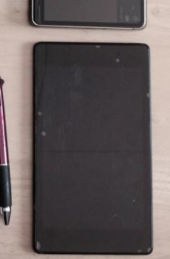 Nexus7 2013 LTEモデル